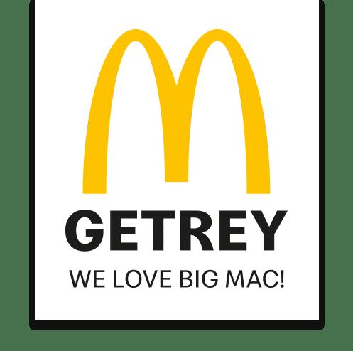 McDonald's Getrey